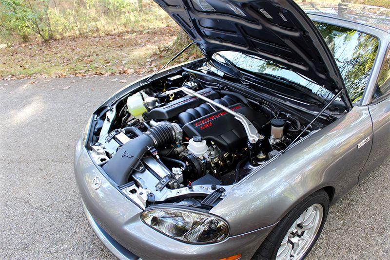 Project Thunderbolt – A Mazda Miata With A LS3 V8 1