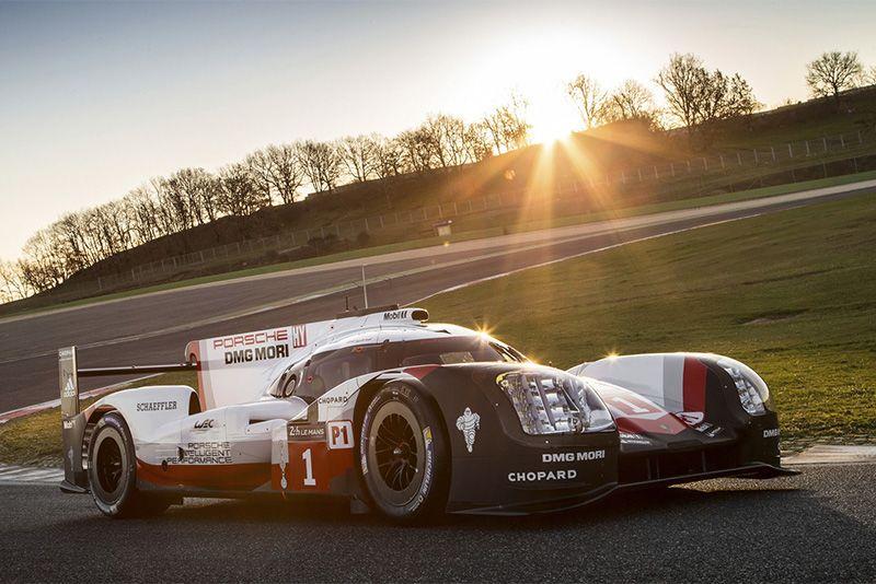 LeMans-Winning Porsche 919 Hybrid With Chris Harris 1