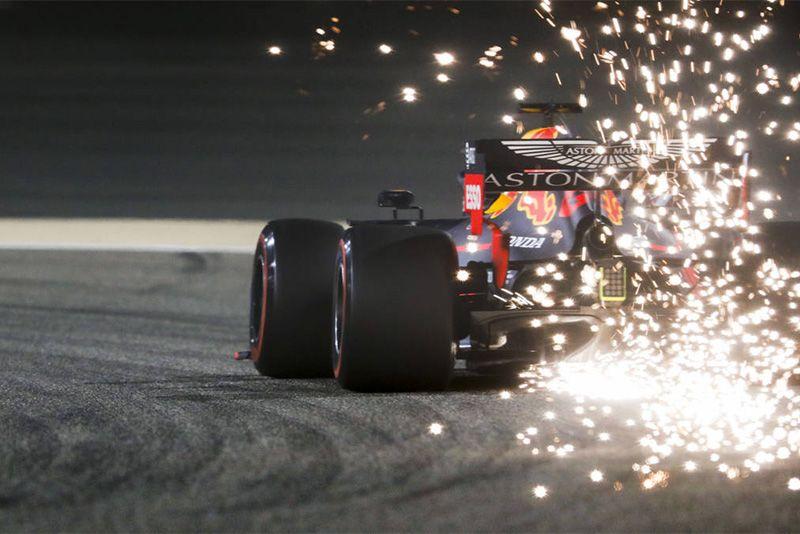 Ferrari Reliability Robs Leclerc Victory As Hamilton Wins In Bahrain F1 1