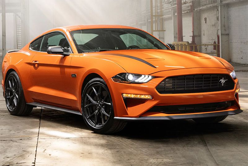 Ford Introduces A High-Performance 2.3L Mustang For 2020 1