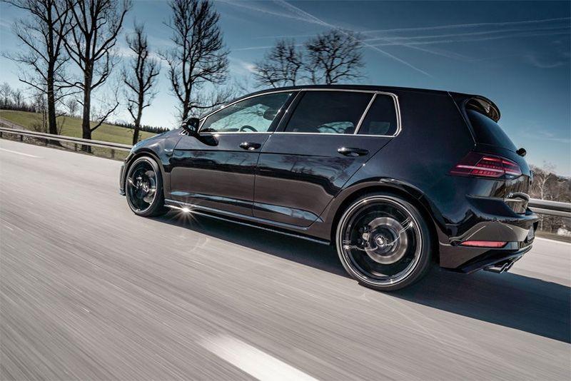 2019 Volkswagen Golf R Power Upgrade To 345bhp By German tuner ABT 1