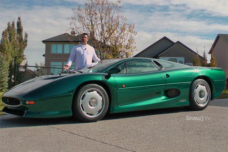 Collector Car Reviews: Ferrari, Lamborghini, Jaguar And More! 1