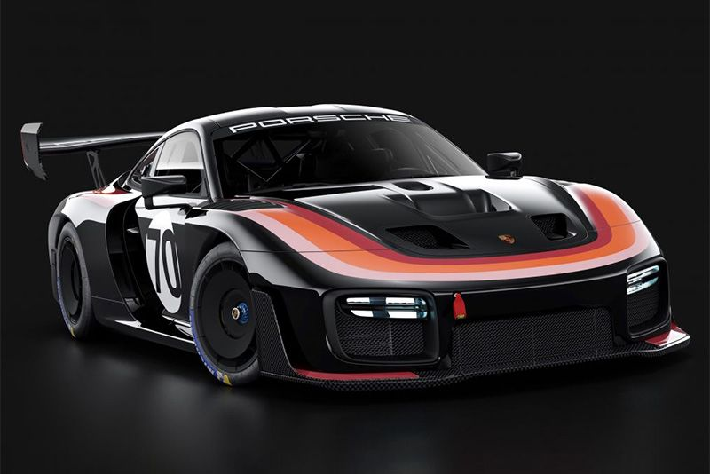 Get Your New GT2 RS-Based Porsche 935 Sporting An Historic Livery 1
