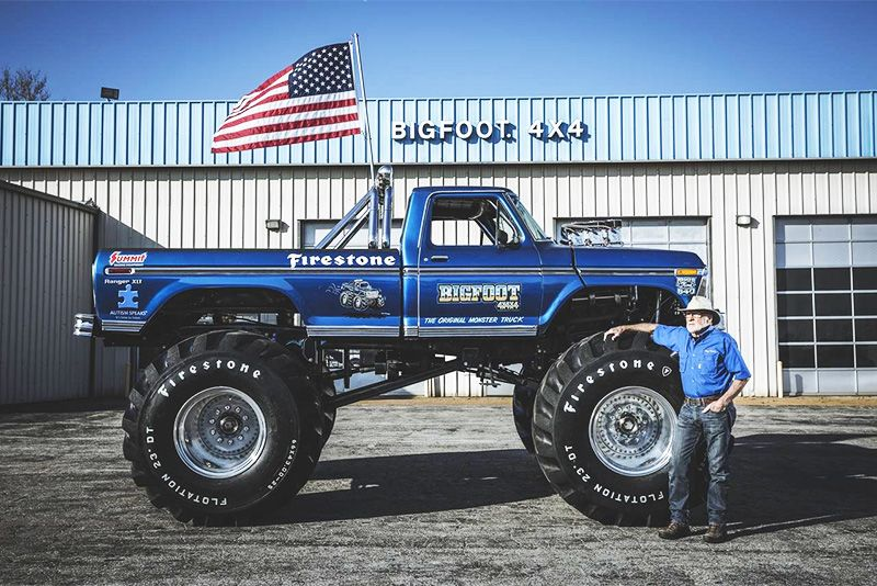 The Original Bigfoot – A Monster Rebuild And History Lesson In One! 1