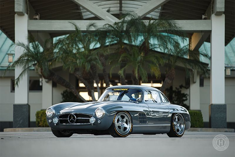 This Mercedes 300SL Clone Will Blow Your Socks Off 1