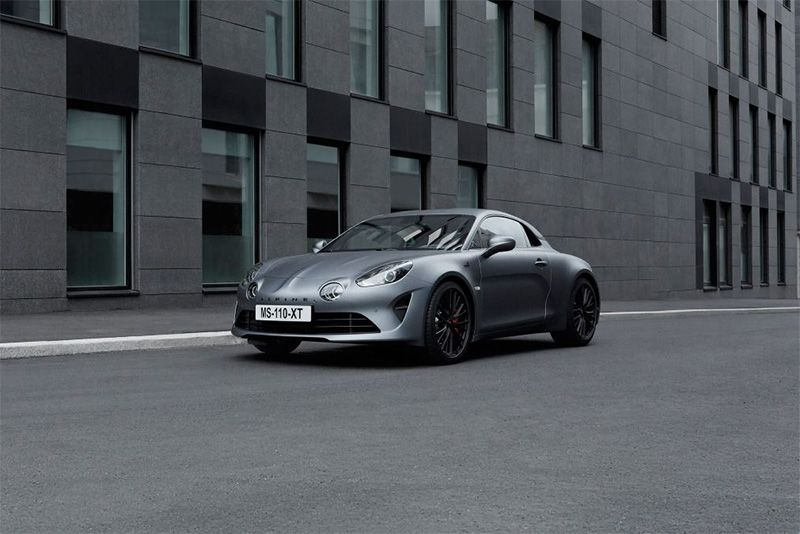 New Alpine A110S Sets Its Sights On The Cayman S 1
