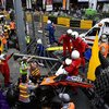 Sophia Florsch Survives A Crazy Formula 3 Crash 4